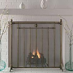 jcp | Holland Fireplace Screen
