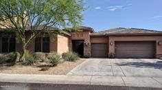For Lease or Lease Purchase Beautiful large single-level 4 bedroom, 3.5 bath home with soaring ceilings, niches/plant shelves on over-sized lot in Aviano at Desert Ridge in North Phoenix. Listed at $3000