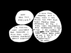 David Shrigley.