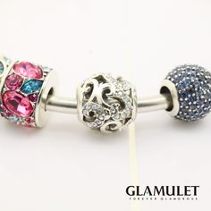 Glamulet is now available on Amazon: charms, beads, bracelets, rings, necklaces...