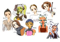 star wars forces of destiny | Tumblr