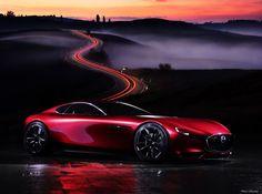 Mazda RX Vision 2015