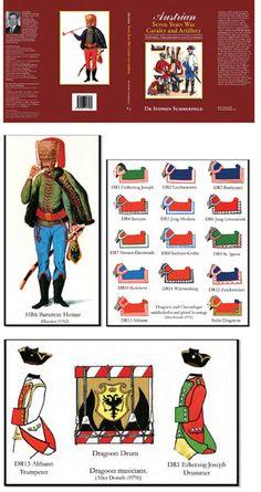 austrian hussars Frederick The Great, Seven Years' War, Uniform Design, Military Uniforms, Napoleonic Wars, Military History, Warfare, Hungary, 18th Century