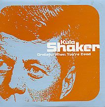 """For Sale - Kula Shaker Grateful When You're Dead UK Promo CD single (CD5 / 5"""") - See this and 250,000 other rare & vintage vinyl records, singles, LPs & CDs at http://eil.com"""