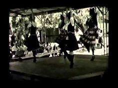 Highland dancing - Ayr North Queensland Australia - 1965