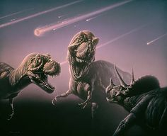 Death of the Dinosaurs, Joe Tucciarone.