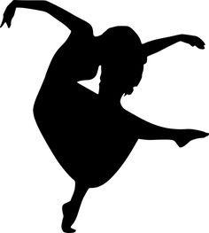 dancing feet clip art broadway jazz dance silhouette graphic rh pinterest com Couple Dancing Clip Art dancing feet clip art free