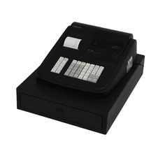 Single Station Cash Register. 	 	 	Serial Numeric Wheel Printer. 	 	 	10 Department 	 	 	Compact Cash Drawer 	 	 	Receipt on/off function 	 	 	Improved Large Numeric front display 	 	 	Low cost unit 	       Paper  P5750  Plain Bond Lint Free 57 X 50 Paper Roll