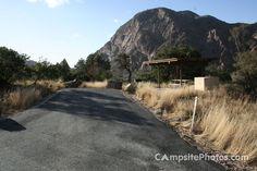 Chisos Basin 040 - Chisos Basin Campsite Photos - campsitephotos.com
