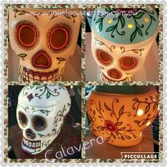 New calavera #scentsywarmer #www.angelaa.scentsy.com.au #scentsyconsultant #contactmeformoredetails