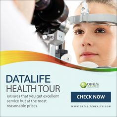 Our Datalife Health Tours service can help you connect with the best specialist hospitals and the experts in the field of #ophthalmology in India. Having your procedure done in the country ensures that you get excellent service but at the most reasonable prices.