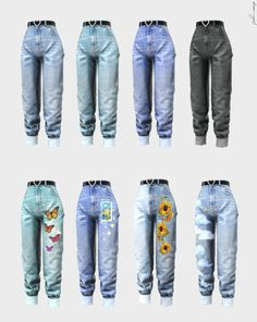 Sims 4 Mods Clothes, Sims 4 Clothing, Sims Mods, Cute Casual Outfits, Retro Outfits, Girl Outfits, Sims 4 Collections, Sims 4 Traits, Sims 4 Toddler