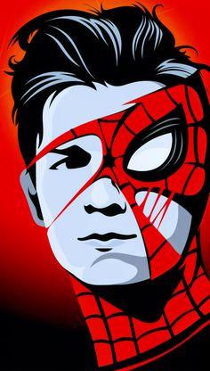 Marvel Only Told Spider-Man: Far From Home Writers Three Important Avengers: Endgame Details - Update Freak Marvel Comics, Hero Marvel, Marvel Art, Captain Marvel, Wallpaper Bonitos, Spiderman Kunst, Spiderman Marvel, Parker Spiderman, Marvel Paintings