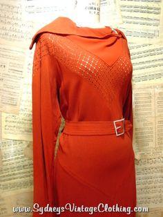 1933 - 1935 Evening Dress!
