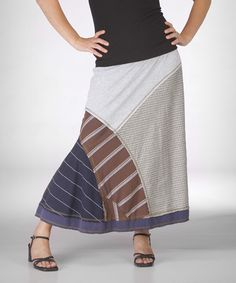 Elisabethan.com Clothes with a history #Eco-Chic #upcycled  I love this skirt!