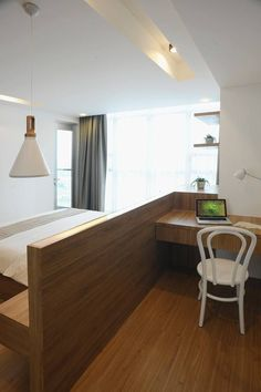 Contemporary | Home Office | V&L ApartAment | Kemang Village | Tre Studio