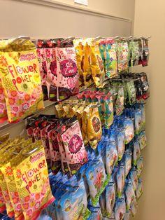 Organic candy Ekologiskt godis Karl Herberts Gotteria