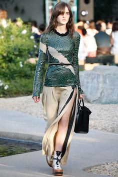 Louis Vuitton resort 2016 collection