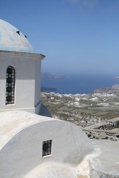 Pyrgos, Santorini