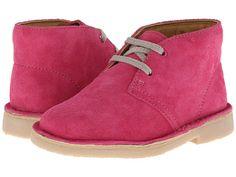 Clarks Kids Desert Boot (Toddler) Pink - Zappos.com Free Shipping BOTH Ways