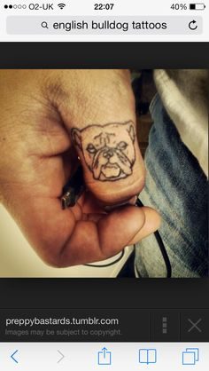 bulldog tattoo bulldogs pinterest tattoo tatting and tatoo. Black Bedroom Furniture Sets. Home Design Ideas