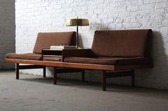 1950sKarl Sorlie & Sonner Platform Sofa