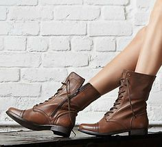 Combat Boots! <3