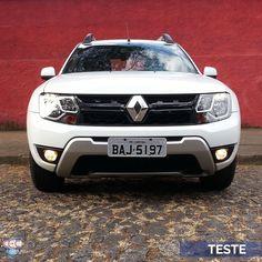 Renault Duster Dynamique 4x2 2017 Olha quem chegou na redação do @CarroEsporteClube! Acompanhe novidades no Instagram Stories e no nosso Snap: carroesportebr. Motor 1.6 16V rende 110 cv (G) e 115 cv (E) e câmbio manual de cinco marchas.  #CarroEsporteClube #Duster #REnaultDuster #SUV