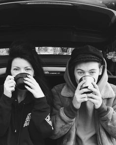 2/23 days of Harry: Harry + Anne. Please donate to Ric O'Barry's Dolphin Project. All the love. X