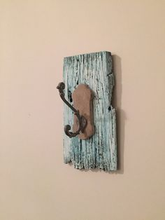 This sign is made from reclaimed old wood from an old barn in Franklin, TN. The barn was built in the 1940s. The wood is solid oak and is weather