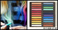 Love this from Free People... IT IS HAIR CHALK. Crazzzzy http://vhudgens.me/1ccpnt