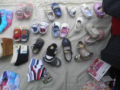 Grande Variedade em Sandálias e Sapatos