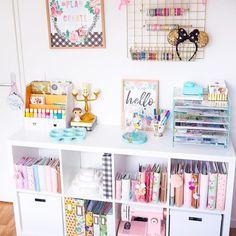 615b8db1f683 12 Drool Worthy Craft Room Ideas That Will Make You Drool
