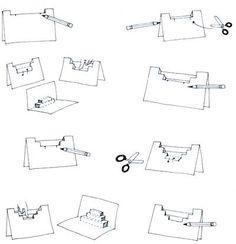 pop up art plantillas - Buscar con Google