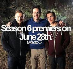 #TeenWolf #Season6
