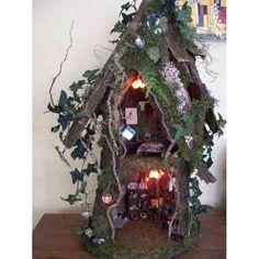 forest fairies houses