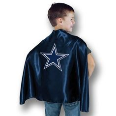 Dallas Cowboys Youth Hero Cape - Navy Blue  Fanatics Nfl Arizona Cardinals f2fb11a94
