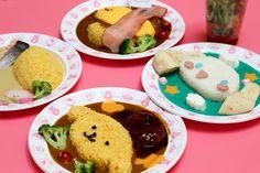 キャラカレーが新登場!ピューロランドの新アトラクション「サンリオキャラクターヒルズ」<フード編> http://review.otoriyose21.com/archives/sanrio-characterhills-food-2015.html