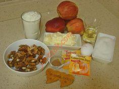 Tepside Elmalı Kurabiye İçin Gerekli Malzemeler Food, Safety, Amigurumi, Recipe, Security Guard, Essen, Meals, Yemek, Eten