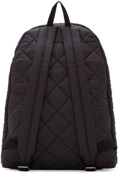 A.P.C. Black Diamond Quilted Romain Backpack Quilts, Product List, Diamond  Quilt, Black Diamond 8f43d58dbf