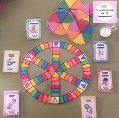 La mademoiselle du FLE: Ciencias Sociales: Nos organizamos para convivir Classroom Games, Math Games, Classroom Organization, Diy Games, English Activities, Fun Activities, Science Crafts, Project Planner, School Games