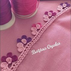 # Hayırlıcu Studien – Nazan Yıldız – Willkommen in der Welt der Stiefel Crochet Edging Patterns, Crochet Lace Edging, Crochet Borders, Crochet Doilies, Crochet Flowers, Crochet Stitches, Crochet Towel, Crochet Baby, Knit Crochet