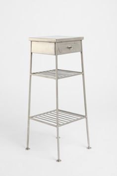 maybe this would work in baby's room? i need a small table near the rocker so i can have a glass of water, etc...
