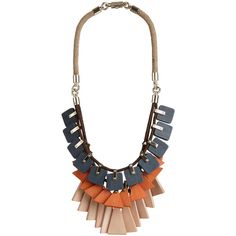 Geometric Necklace by BURBERRY.