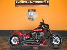 Harley-Davidson CVO Softail Pro-street Breakout   | eBay