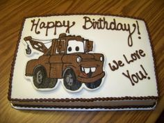 Mater Cake By SweetNostalgia on CakeCentral.com