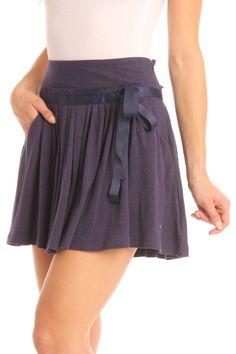 Tommy Girl Lisa Skirt In Peacoat