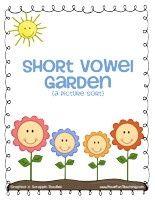 Short Vowel Activity phonics