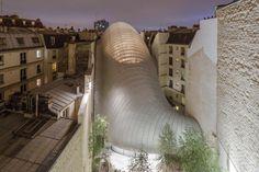 Renzo Piano Building Workshop / Fondation Jérôme Seydoux-Pathé / Paris 13ème | 11H45