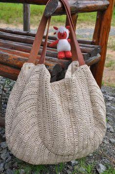 Crochet bag - Chart <3: